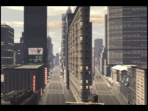 GTA IV: I am Legend
