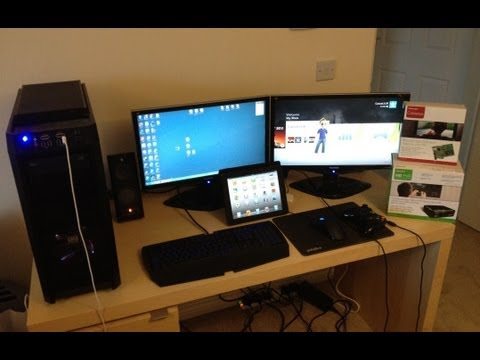My Gaming Setup Latest Edition Youtube