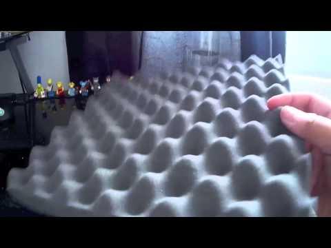 Sound Proofing Box Build