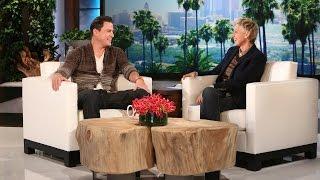 Surprise! It's Channing Tatum!