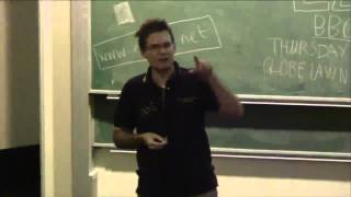 CS3 Lecture 5: Design in Computing - Richard Buckland (draft) UNSW COMP2911