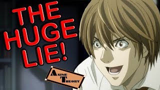Anime Theory: Death Note's False Justice (Death Note Theory)
