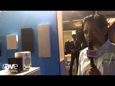ISE 2016: Sonodyne Exhibits SRP Series of Compact Aluminum Die-cast Active Speakers