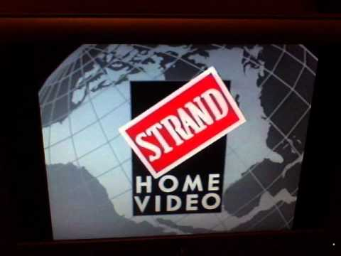 Thomas Gets Tricked Opening VHS 1993 Strand Home Video