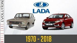 Lada Evolution (1970 - 2018)