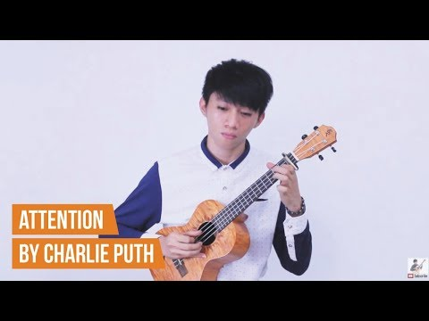 Attention - Charlie Puth (Fingerstyle Ukulele Cover)