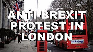Brexit: The Losers March in London!