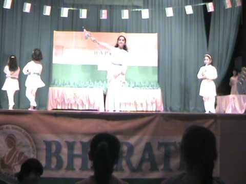 Bharath Anokha Raag Hai - Republic Day 2014 video
