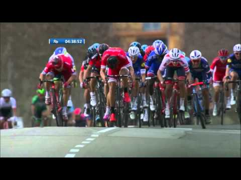 Volta Cyclista a Catalunya stage 2 - Highlights