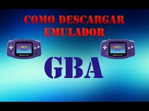 Como descargar Emulador de GBA para PC (Game Boy Advance)