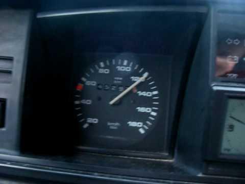 VW TRANSPORTER T3 AAZ 1.9 TD INTERCOOLER 140 KM/H