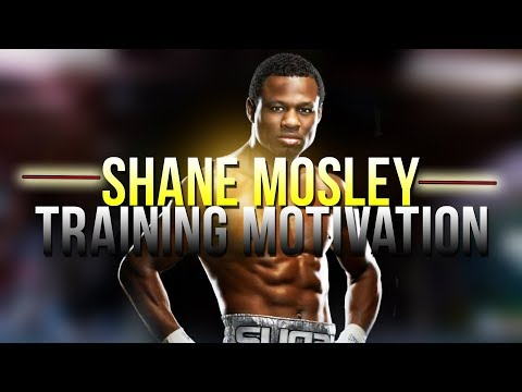 BEST OF Shane Mosley