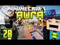 Minecraft AURA #28 - Gamescoms nasser Dosensammler, Privatsphäre und wurde ich erkannt?
