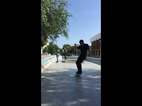 Danny Garcia Slow Motion Backside 360 Ollie's