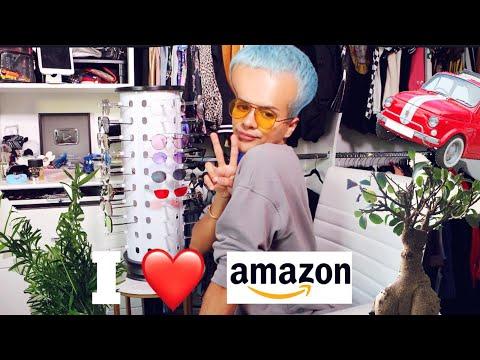 GIANT Amazon Haul ... I Spend Too Much Money   Gabriel Zamora