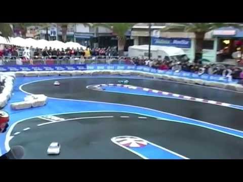 lloret race for Large Scale 1/5 R/C Touring Cars on the seafront