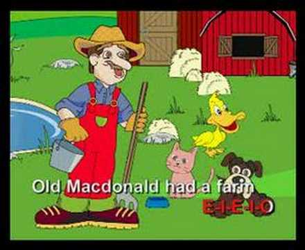 Kemas: Old Mcdonald Had A Farm video