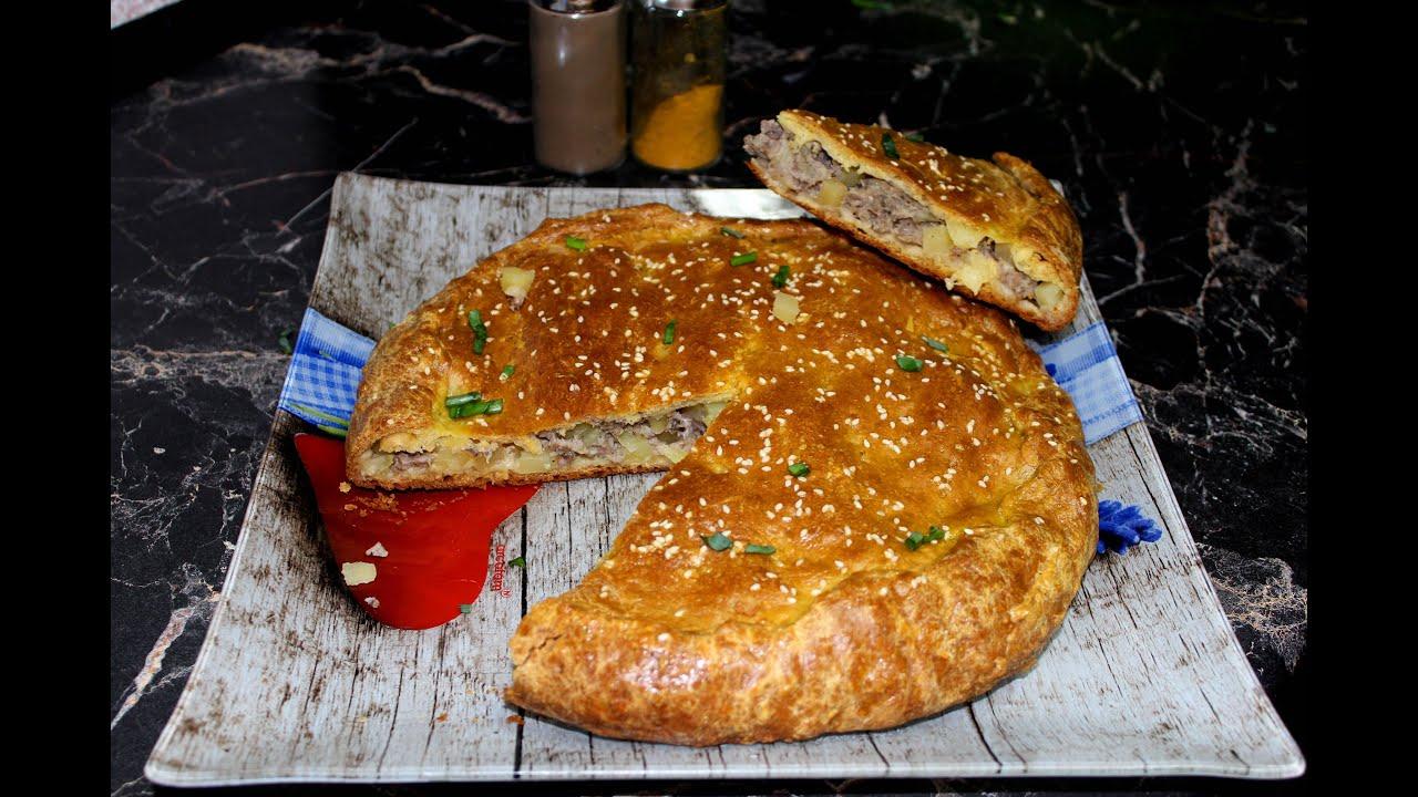 Пирог колючий рецепт