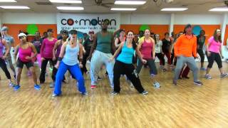CHILLANDO GOMA - Choreo by Lauren Fitz (FAST SAMBA)