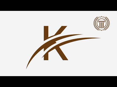 Design a logo using letters
