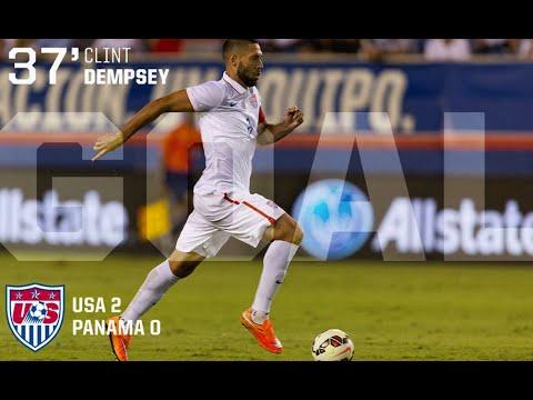MNT vs. Panama: Clint Dempsey Goal - February 8, 2015