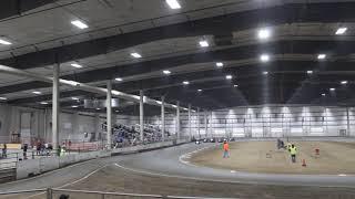 Cage Kart Sr 206 Racing/ Turkey Chase 2018/ Heat Race