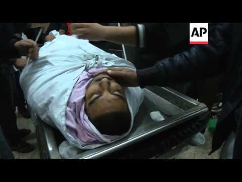 Hamas aims fire at Jerusalem, Qassam Brigades militant killed in Gaza strike