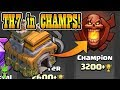 foto TH7 IN CHAMPS LEAGUE! - Push That Rush Ep.18 - Clash of Clans