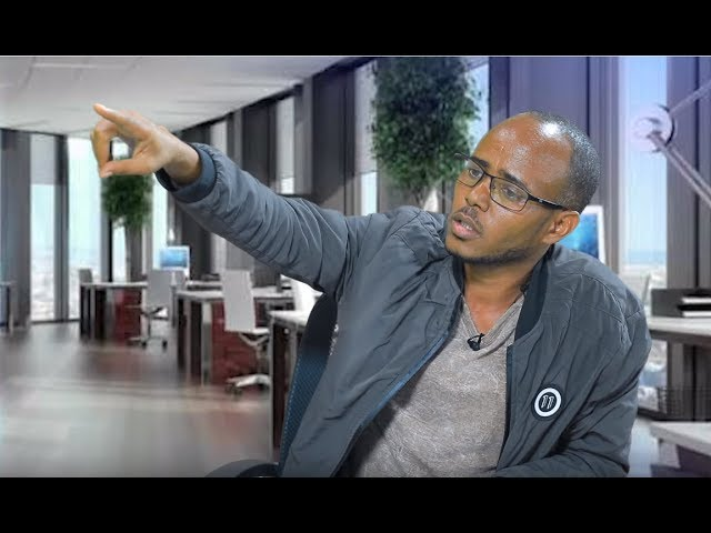 Free Discussion On Current Situation In Tigray | Nahoo TV