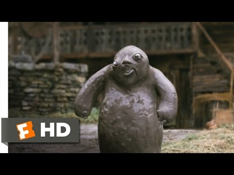 The Brothers Grimm (6/11) Movie CLIP - Mud Monster (2005) HD