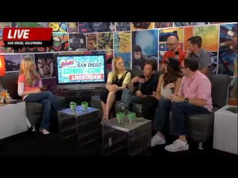 ComicCon 2012 Interview with Korra Voice Actors!!