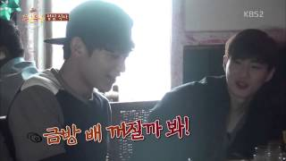 [ENG SUB] Fluttering India EP 1 Minho @ Indian Restaurant