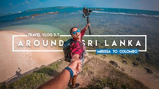 Around Sri Lanka | Road Trip | TRAVEL VLOG #11.7 (FINAL EPISODE)