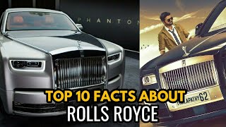 Top 10 facts about Rolls Royce car| TAMIL | PAARTHASARATHY| PS
