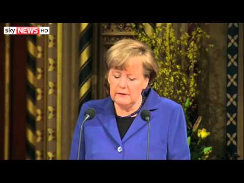 Merkel Dampens UK Expectations On EU Reform