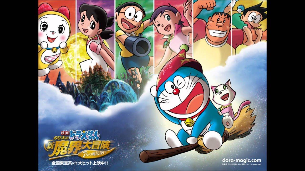 Doraemon New Movie Doraemon Nobita New Great