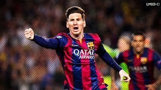 Lionel Messi - Where The Insane Becomes The Predictable | HD