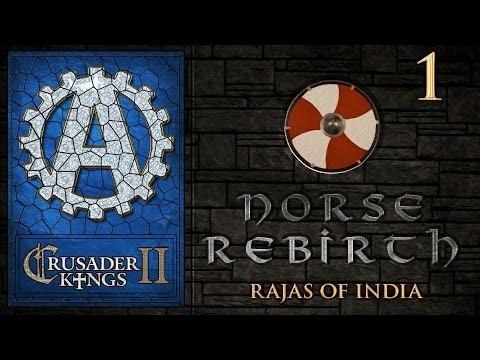 Crusader Kings 2 Norse Rebirth Lets Play 1