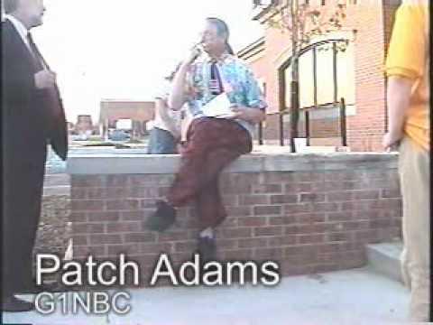 Patch Adams Joe Malik 3d G1NBC