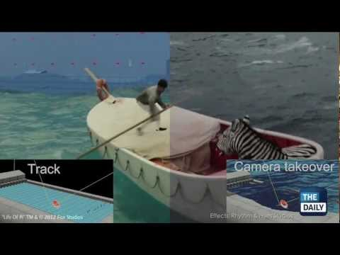 Life of Pi VFX Breakdown