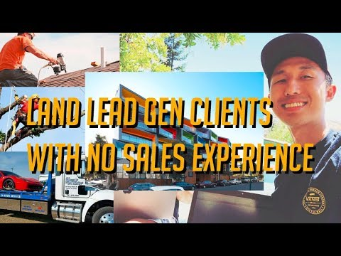 Grow You Local Marketing Lead Generation Business with No Sales Experience