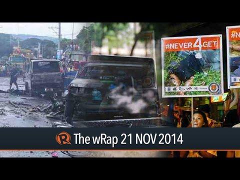 PH terrorism, Maguindanao massacre, Pope Francis trip | The wRap