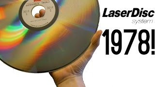 Forgotten Tech | LaserDisc - The DVD of the 1970
