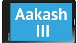 Akash 3 Tablet - Ubislate 7C+