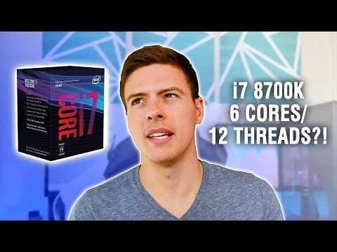Has Intel Finally Stepped Up? i3 4 Cores | i5 6 Cores | i7 6 cores/12 Threads