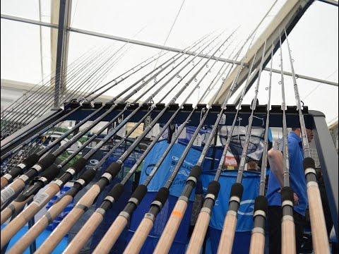 Targi Wędkarskie Big One - Farnborough 2016 Część 2
