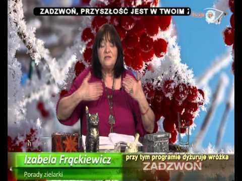 Krążenie I Zakrzepica - 31.01.2013 - PORADY ZIELARKI - Izabela Frąckiewicz
