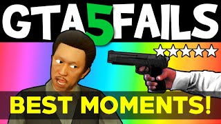 GTA 5 FAILS – Best Moments #2 (GTA 5 Funny Moments 2015 online Grand theft Auto V Gameplay)