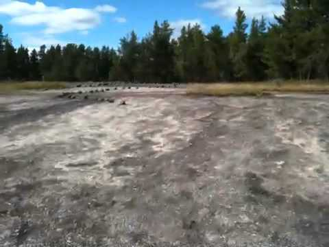 Whiteshell Manitoba Petroforms Bannock Point First Nation Ojibway History Park Ancient site