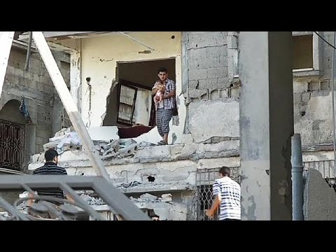 Mosque and charity headquarters damaged by airstrike in Gaza Strip - no comment